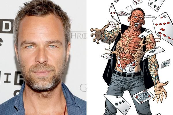#Arrow Adds TeenWolf Star JR Bourne as DC Villain Double Down #Season4