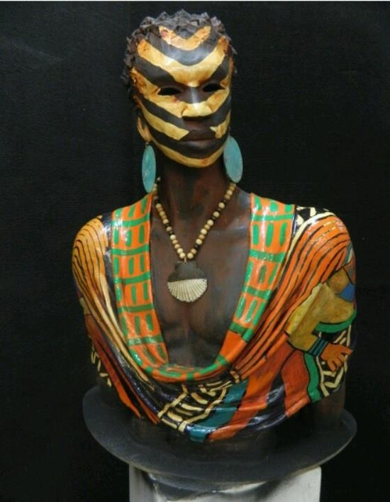 http://www.theragegallery.com/site/woodrow-nash-portfolio.html# — Ceramic Sculptures by Woodrow Nash