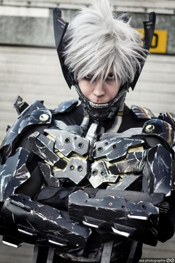 Raiden (Metal Gear Rising) cosplay | It's all about the ...