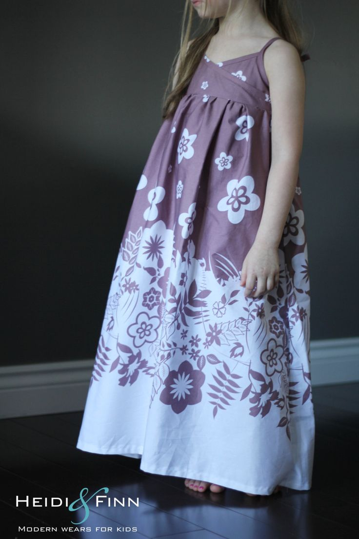 1000+ ideas about Maxi Dress Patterns on Pinterest | Easy ...