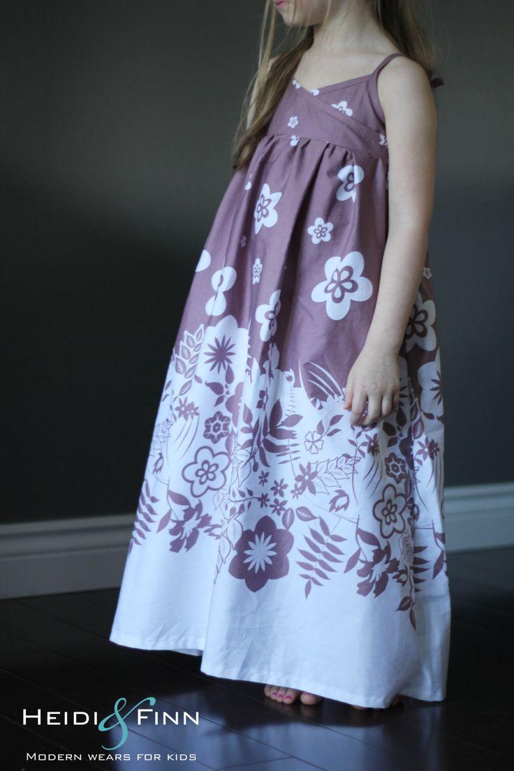 Pdf Pattern Tutorial Hand Embroidery Stitch My Garden 002: 1000+ Ideas About Maxi Dress Patterns On Pinterest