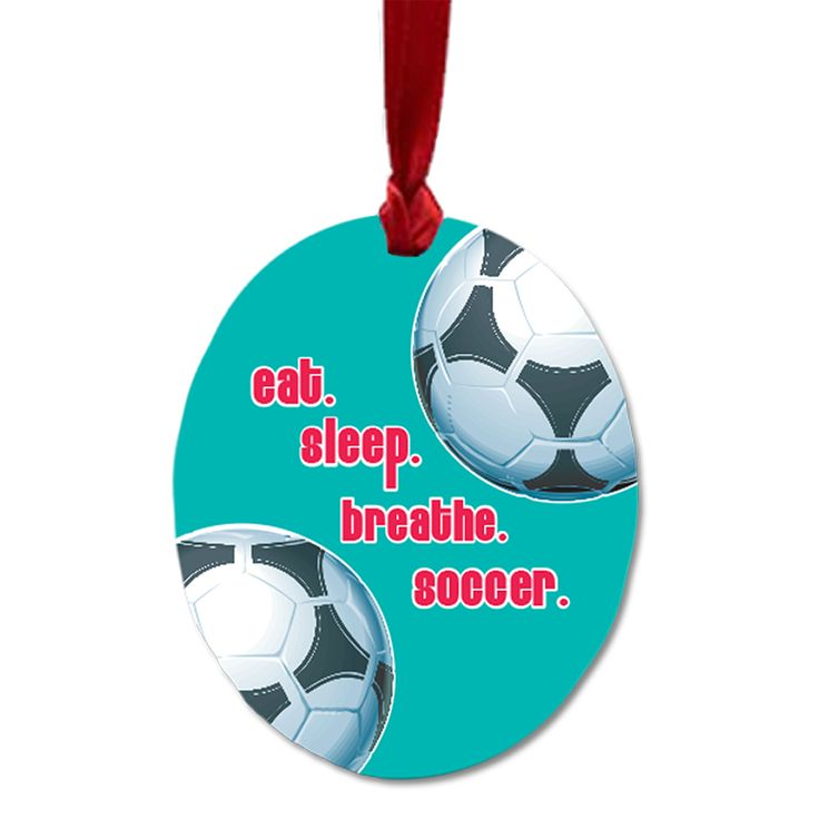 19 best Soccer Christmas Ornaments images on Pinterest | Christmas ...
