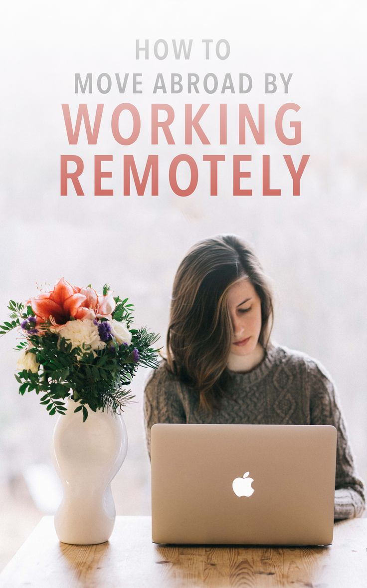 Move abroad to Europe, Asia, or South America by getting a remote-friendly job. Residency rules and remote jobs websites you need to get started!