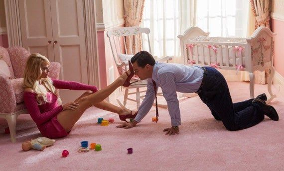 The Duchess Of Bay Ridge Etsy Movie Scenes Wolf Of Wall Street Margot Robbie