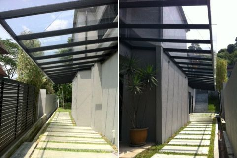 Commercial Building Entrance Canopies Glass Canopy Acts