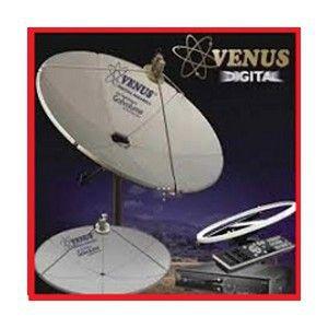 """""""KAMI BERIKAN GARANSI UANG KEMBALI 100%, JIKA ANDA KECEWA DENGAN PRODUK & JASA YANG KAMI KERJAKAN!""""  1.Paket Parabola Fix 2 Satelit Rp. 1.250.000  barang yg didapat : - 1 unit dish (payung) parabola venus jaring almunium 7 feet - 1 unit receiver venus digital - 1 unit LNBF 2 in 1 (C band) - 10 meter Kabel parabola venus 5c - Bebas Iuran 60 CHANNEL - Tiang triport 1,2 meter - Garansi kerja (6 bulan) - Garansi receiver 1 tahun   Info : 0822 1389 9889"""
