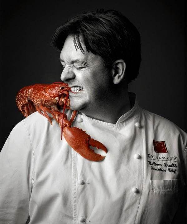 Michelin Star Chef William Drabble TravelSquire