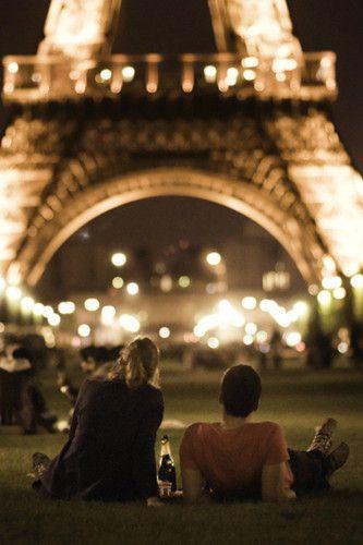 Paris es otro lugar en el mundo que me encantaría conocer.