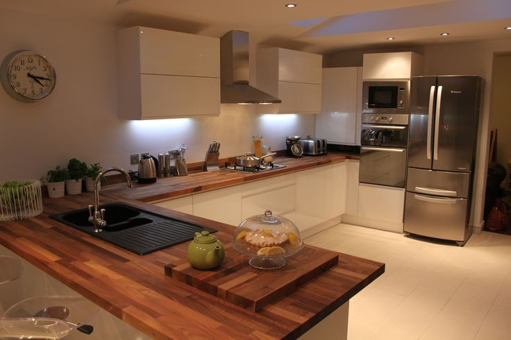 Famous walnut: we were delighted to see our superb European walnut worktops on the small screen!  http://www.worktop-express.co.uk/wood_worktops/walnut_worktops.html http://www.worktop-express.co.uk/blog/?p=935