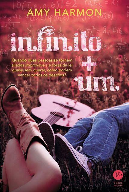Cantinho da Leitura: Novidade | Infinito + Um, de Amy Harmon
