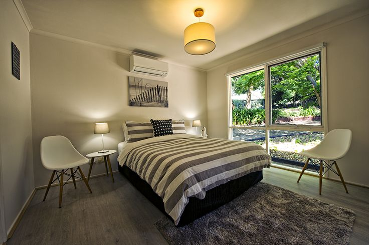 Uniquely styled cottage with great attention to detail. Come and stay at Cloud Nine at Arthurs Seat on the Mornington Peninsula and take advantage of the location for winery visits and beautiful beaches. Its pet friendly too. #morningtonpeninsula #petfriendly