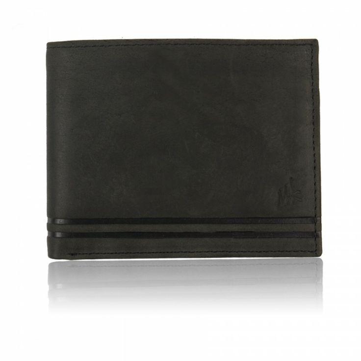 Мужской кожаный кошелек Code 730
