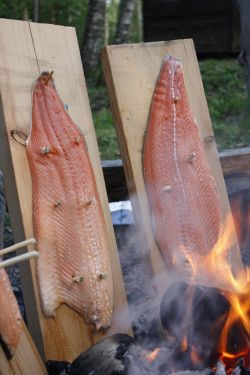 Loimulohi Glow Salmon #Finland A delicacy you should taste! :)