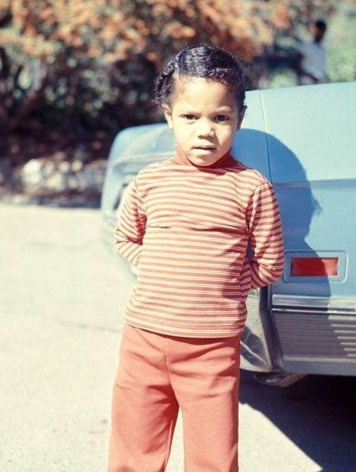 Young Janet Jackson