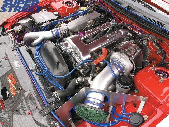 Nissan JDM SR16VE, SR20VE, SR20VET & SR20DET Engine(s) jdm engines ...