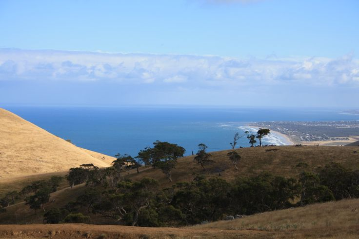 Fleurieu Peninsula, overlooking Gulf St Vincent, South Australia
