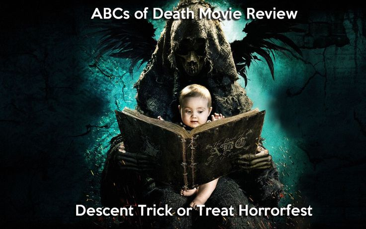 The ABCs of Death is one of our horror movie reviews. Check it out http://www.descentsundays.com/gothic-news/goth-culture/movies/horror/abcs-of-death-review/