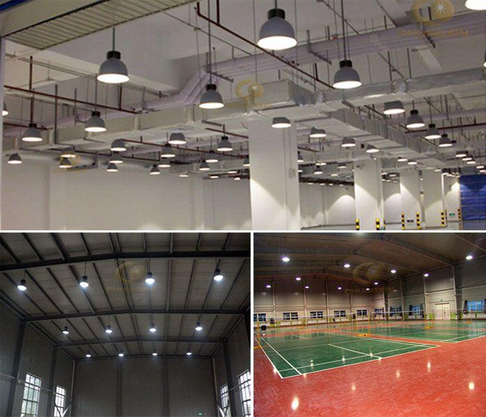 Stadium Lights Manufacturers: Led High Bay Light For Stadium Lighting