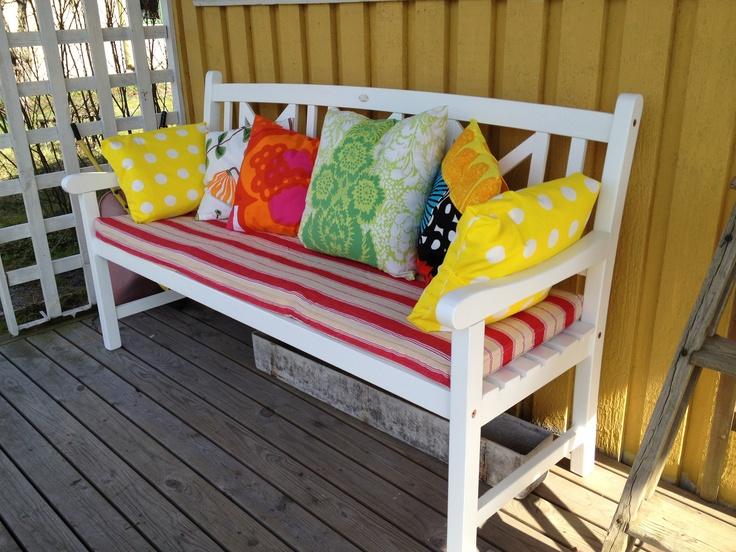 Marimekko pillows