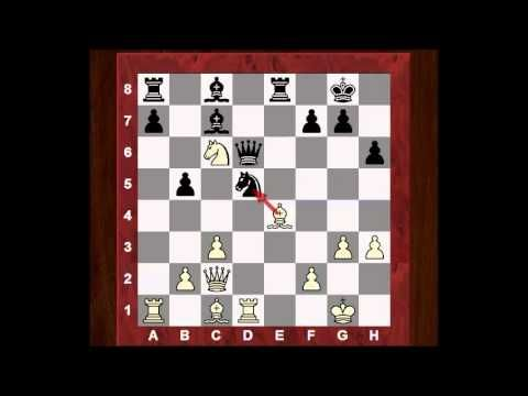 Kingscrusher Chess Video Game Youtube Strategy Tutorials: Inserting amazing moves! Magnus Carlsen vs Vladimir Kramnik : Gashimov M...