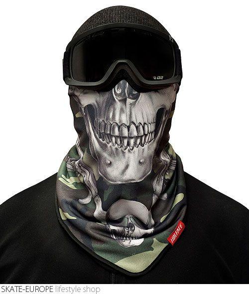 Facemask Wolface (28.46€) -> http://en.skate-europe.com/details/111262-facemask-wolface.html