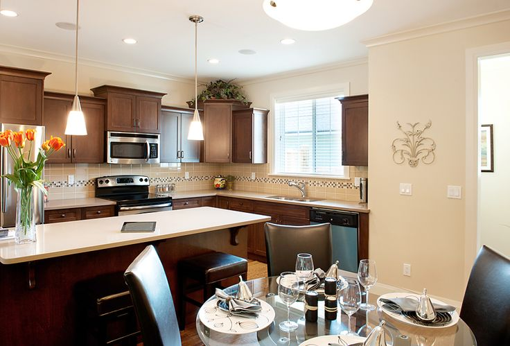 17 best images about kitchen remodels on pinterest for Dining room kitchen combination