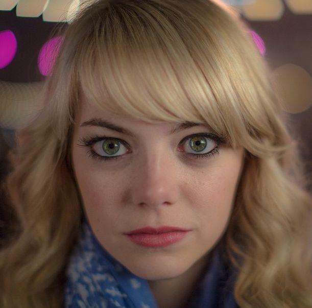 Emma Stone Her Eyes Tho Emma Stone Beautiful Eyes Emma