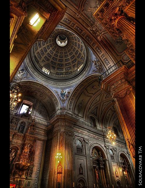 Iglesia San Francisco, Salta, Argentina