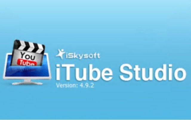 Download iSkysoft iTube Studio 4.9.2 Crack http://ift.tt/2e3Bc6z