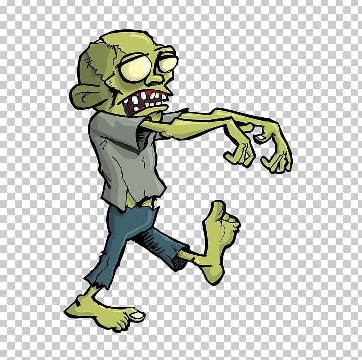 Cartoon Zombie Png Amphibian Animated Film Cartoon Drawing Fantasy Papel De Parede Gotico
