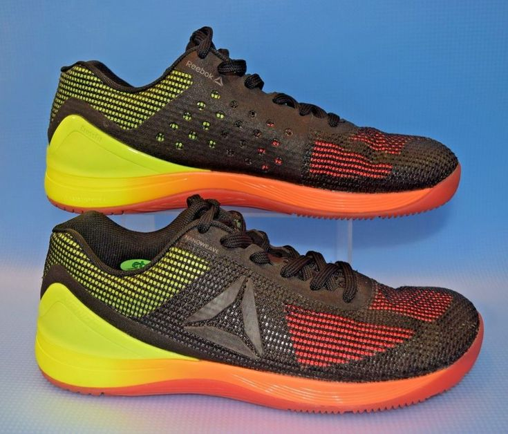 Reebok CrossFit Men NANO 7.0 Training Shoes Sneakers US Size 8.5/41 Euro BD2829  #REEBOKCROSSFIT #CrossTraining