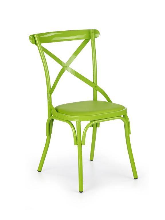 Krzesło K216 zielony