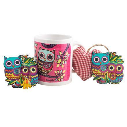 Buy The Owl Be Yours Hamper Online - Chumbak