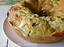 Ciambellone salato,ricetta veloce
