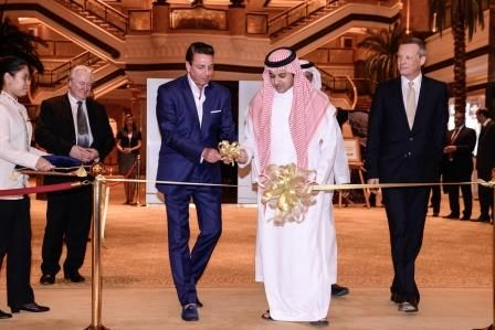 The first day of World Luxury Expo, Abu Dhabi was a salubrious occasion with the event officially inaugurated by H.R.H Prince Faisal bin Saud Al Faisal.