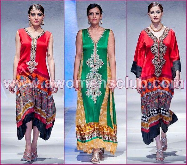 Designer Lounge UK Collection At Pakistan Fashion Week London 2012-3