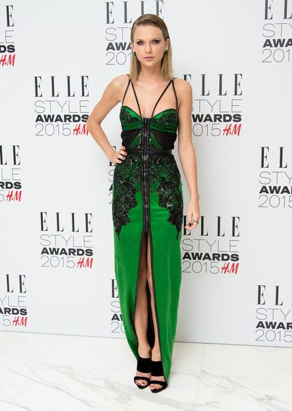 Elle Style Awards 2015 -  Happy Birthday Taylor Swift! Check Out Her 26 Best Looks Ever - Photos