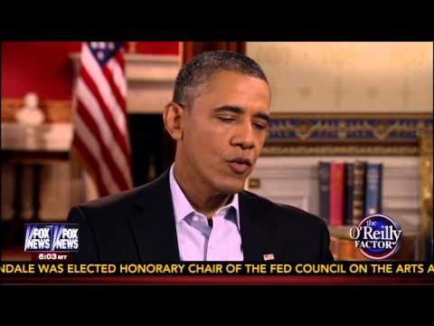 Second Half of O'Reilly, Obama Interview on Superbowl Sunday 2014... The president's destruction of Fox News continues, as Obama used Fox's own Super Bowl interview against them. The president also delivered a knockout blow to the Fox created myth that he is the most liberal president in history.