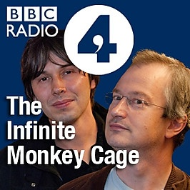 The Infinite Monkey Cage is an Award winning science/comedy chat with Brian Cox, Robin Ince and guests. Witty, irreverent look at the world according to science with physicist Brian Cox and comedian Robin Ince. (Show Page: http://www.bbc.co.uk/podcasts/series/timc)