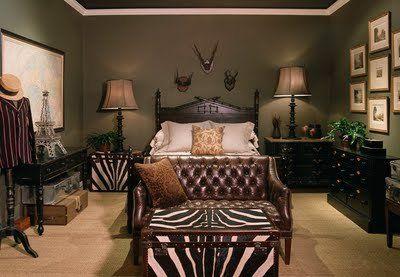 Safari Home Decor