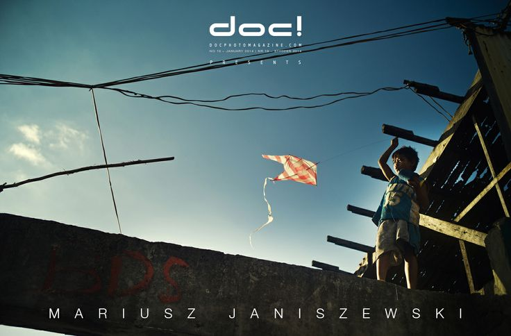doc! photo magazine presents: Mariusz Janiszewski - WELCOME TO HAPPYLAND; doc! #19, pp. 85-111