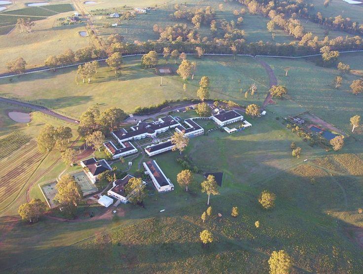 Kirkton Park Aerial