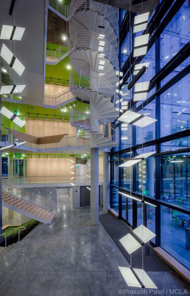 16 best university of baltimore angelo law center images - Behnisch architekten boston ...
