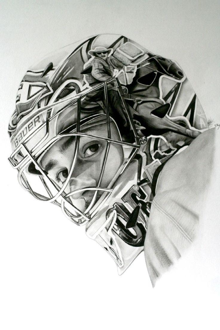 Carey price wallpapers montreal habs montreal hockey 9 html code - Carey Price By P3ncilportraits Deviantart Com On Deviantart Hockeynhl