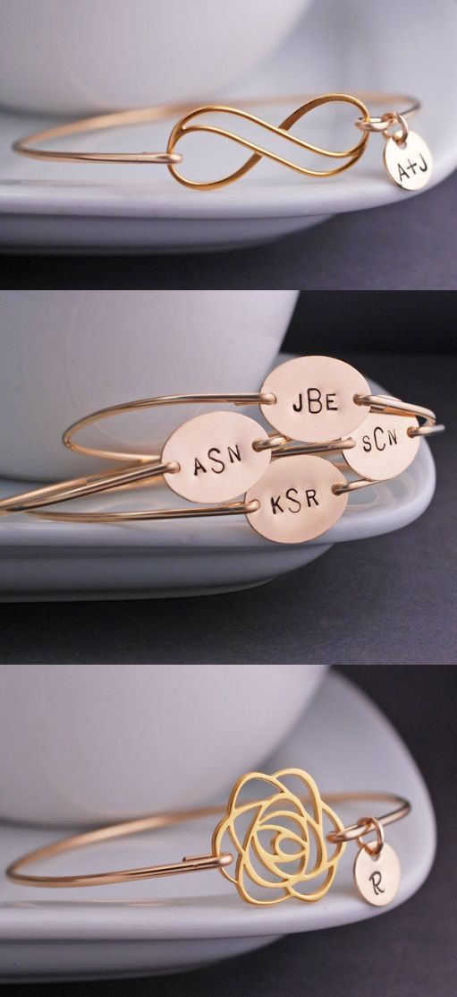 Awesome bracelets. These would make the perfect gifts for so many people I know.