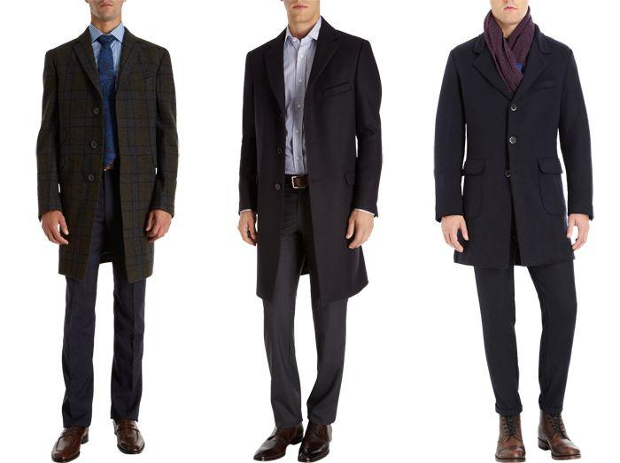Классическое пальто
