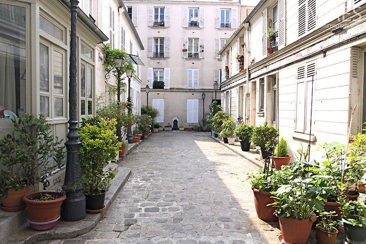 Cour parisienne