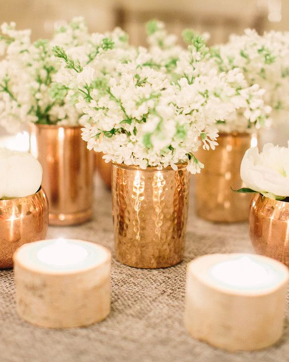 Best birch centerpieces ideas on pinterest log