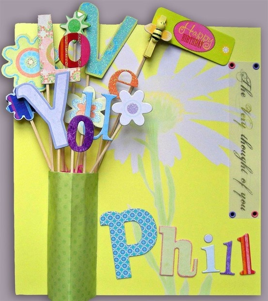 card crafts ideas 17 best images about diy birthday cards on diy 1233
