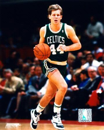 My favorite basketball of all time - Danny Ainge!!!